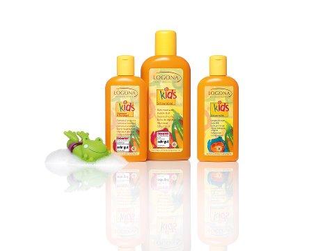 Logona Kids-natuurlijke biologische huidverzorging voor babys zonder schadelijke stoffen-GoodGirlsCompany