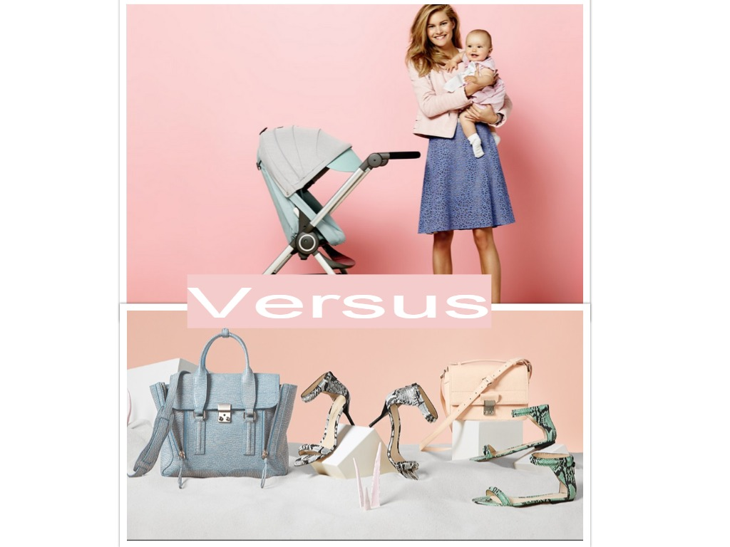 Stokke Scoot_ Soft Pink and Aqua Blue_Style Kits Soft Dots and Retro Dots_versus 3_1 Philip Lim