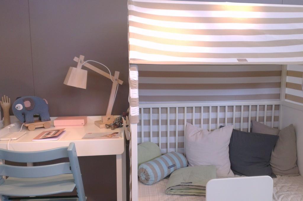 Negenmaandenbeurs 2015_Stokke Home concept_Stokke junior bed_GoodGirlsCompany