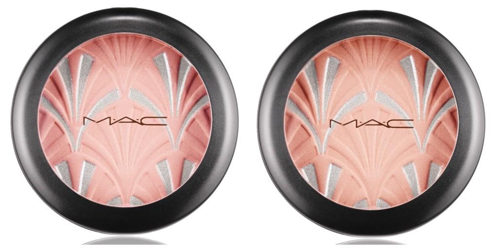 MAC cosmetics-Philip Treacy-vanaf 18 april verkrijgbaar-make up-lifestyle-GoodGirlsCompany-High-light powder blush pink-High light Powder Nude-pink