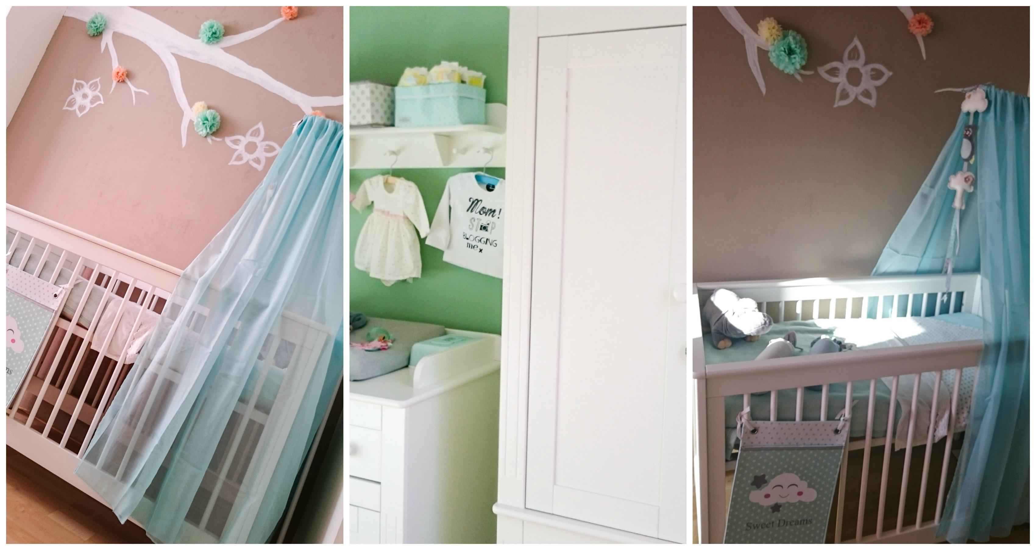Mijn mintgroene babykamer | GoodGirlsCompany
