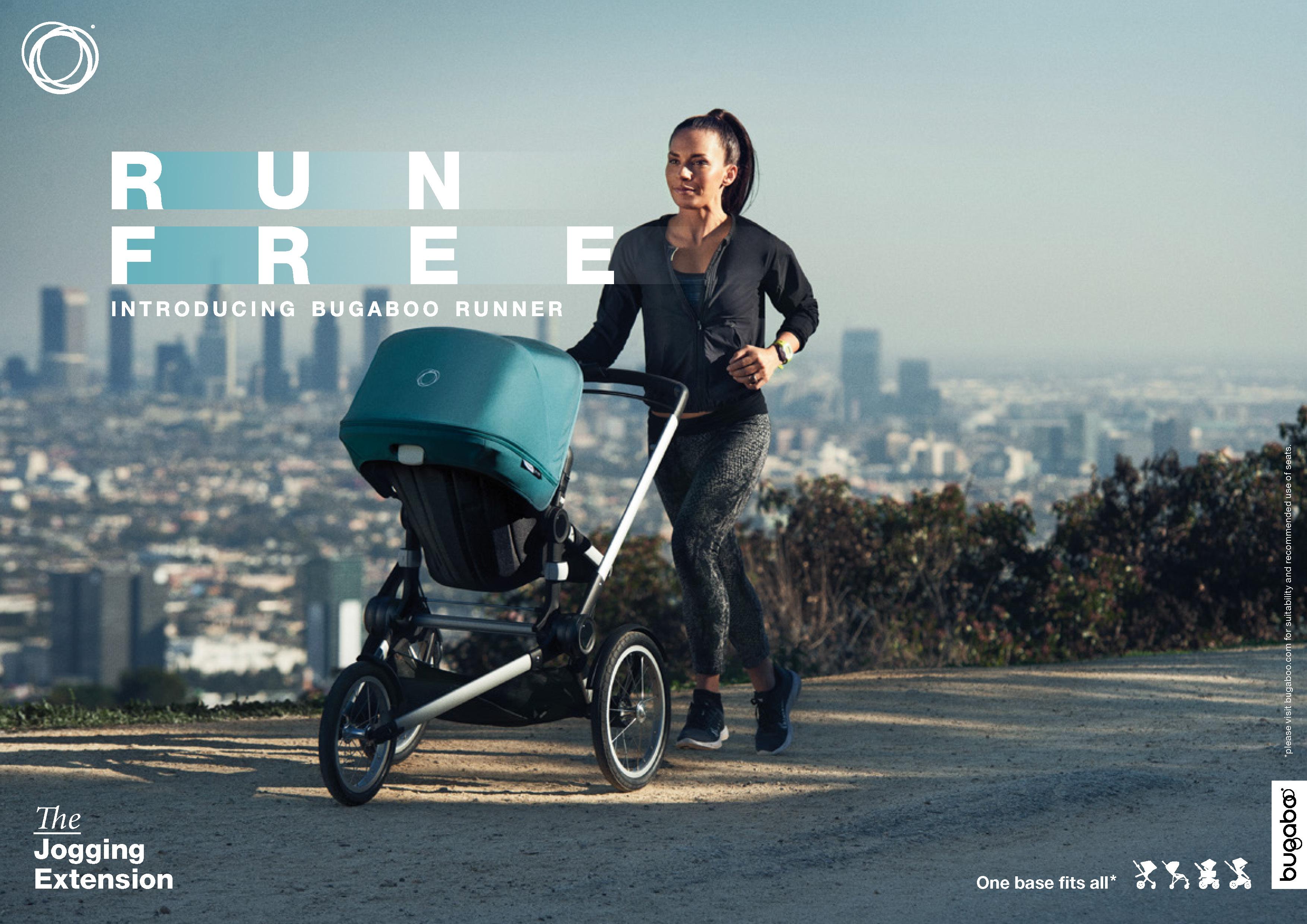 Bugaboo-Bugaboo Runner-GoodGirlsCompany-kinderwagen geschikt voro hardlopen-hardlopen met je kindje