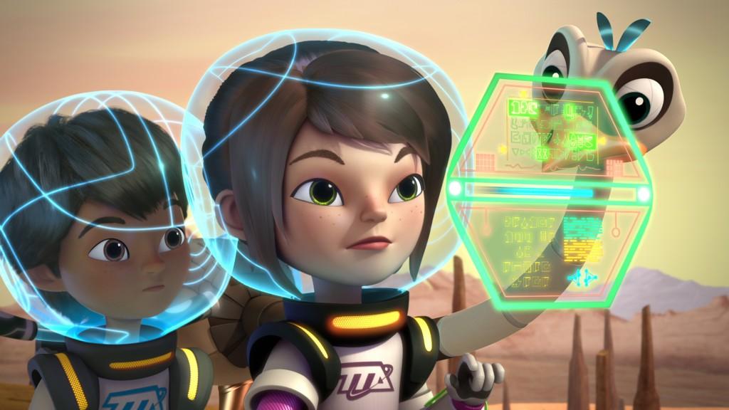 Miles van Morgen-Disney-nieuwe Disney serie-Miles Merc Loretta-GoodGirlsCompany-kinderprogramma