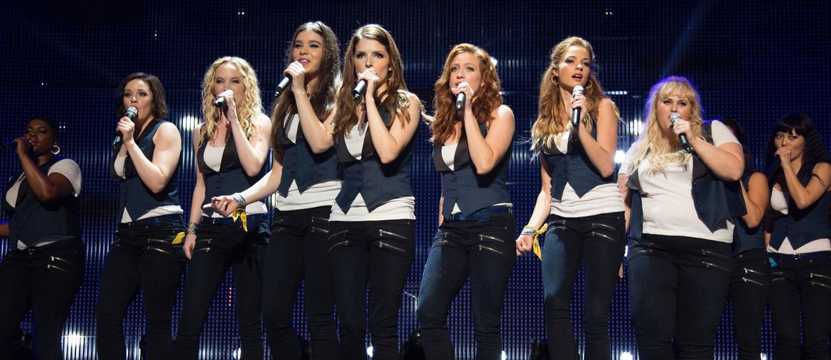 Review Pitch Perfect 2-Recensie Pitch Perfect 2-Flashlight Jessie J-Filmrecensie-GoodGirlsCompany