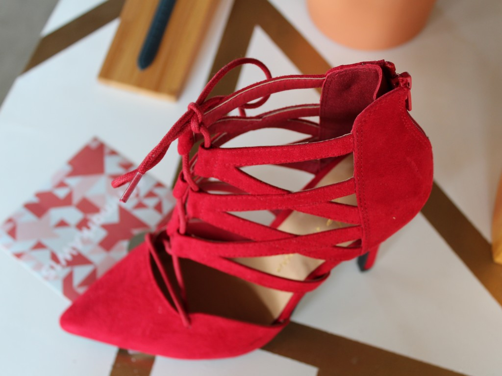 Primark AW15-GoodGirlsCompany- rode schoenen- wintercollectie Primark