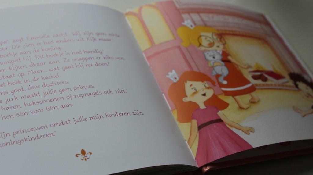 Recensie jij bent een prinses-Ark Media-Tanneke Dorgelo-GoodGirlsCompany-meisjesboeken met een positieve boodschap