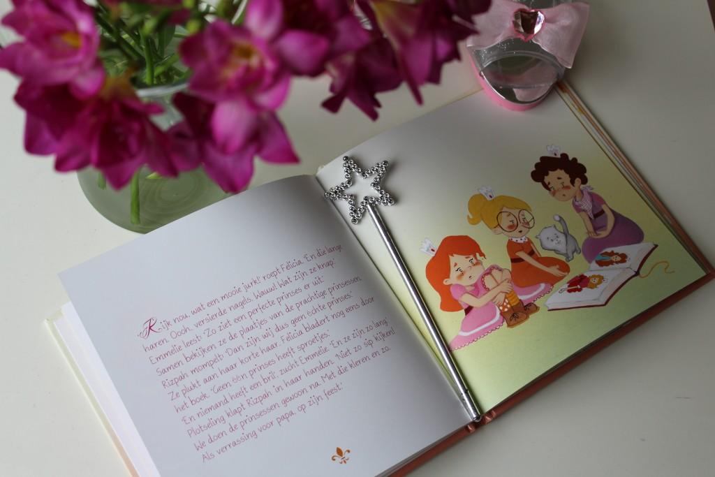 Recensie jij bent een prinses-Ark Media-Tanneke Dorgelo-GoodGirlsCompany-prinsessenboeken