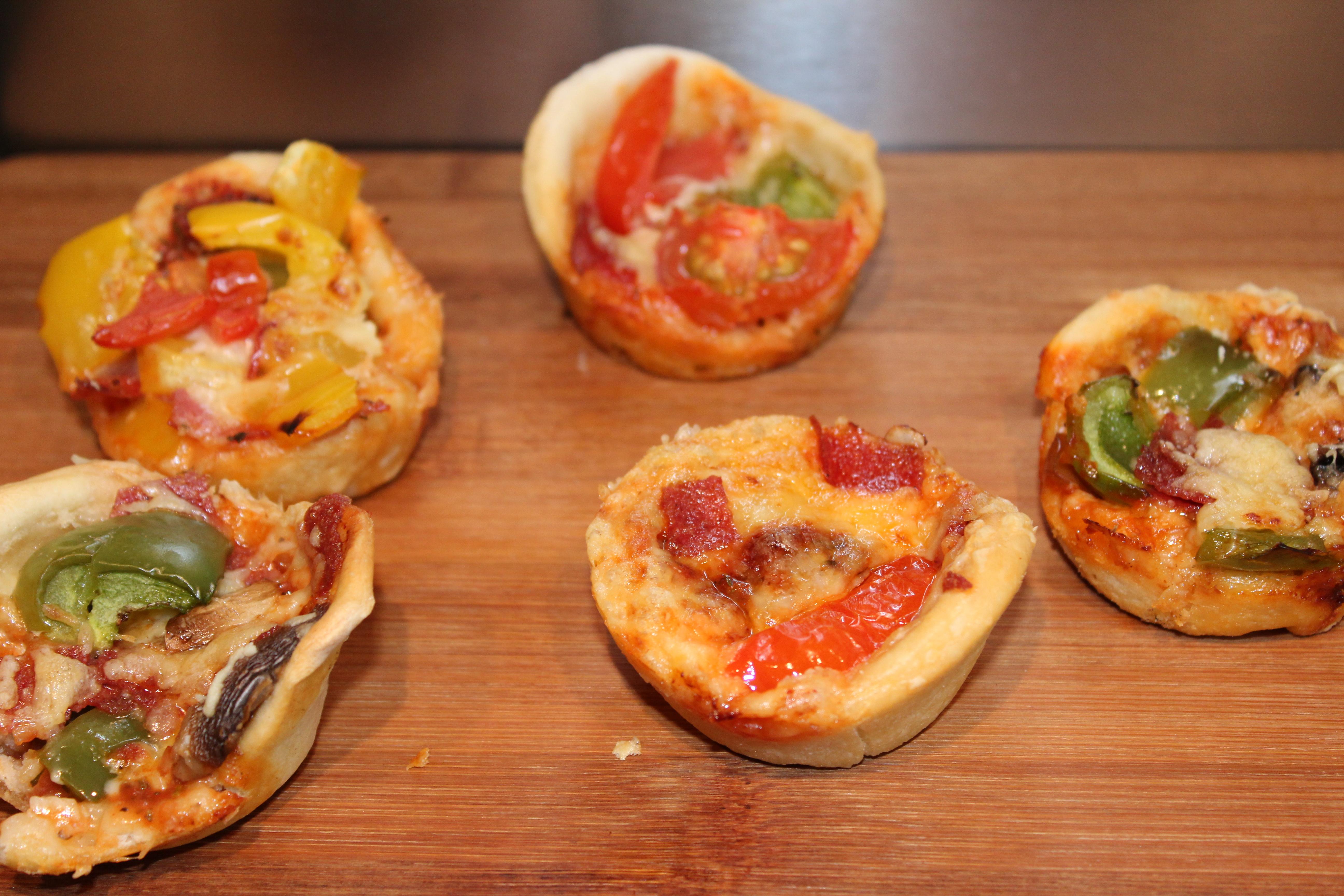 Mama Challenge 2015-GoodGirlsCompany-pizza cupcakes