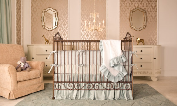 Posh Baby-GoodGirlsCompany-Romina meubels- waar koop je een Amerikaans ledikantje-Amerikaanse crib kopen in Nederland