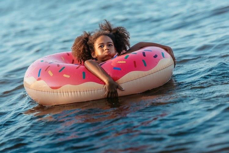 zwemmen in open water risico's