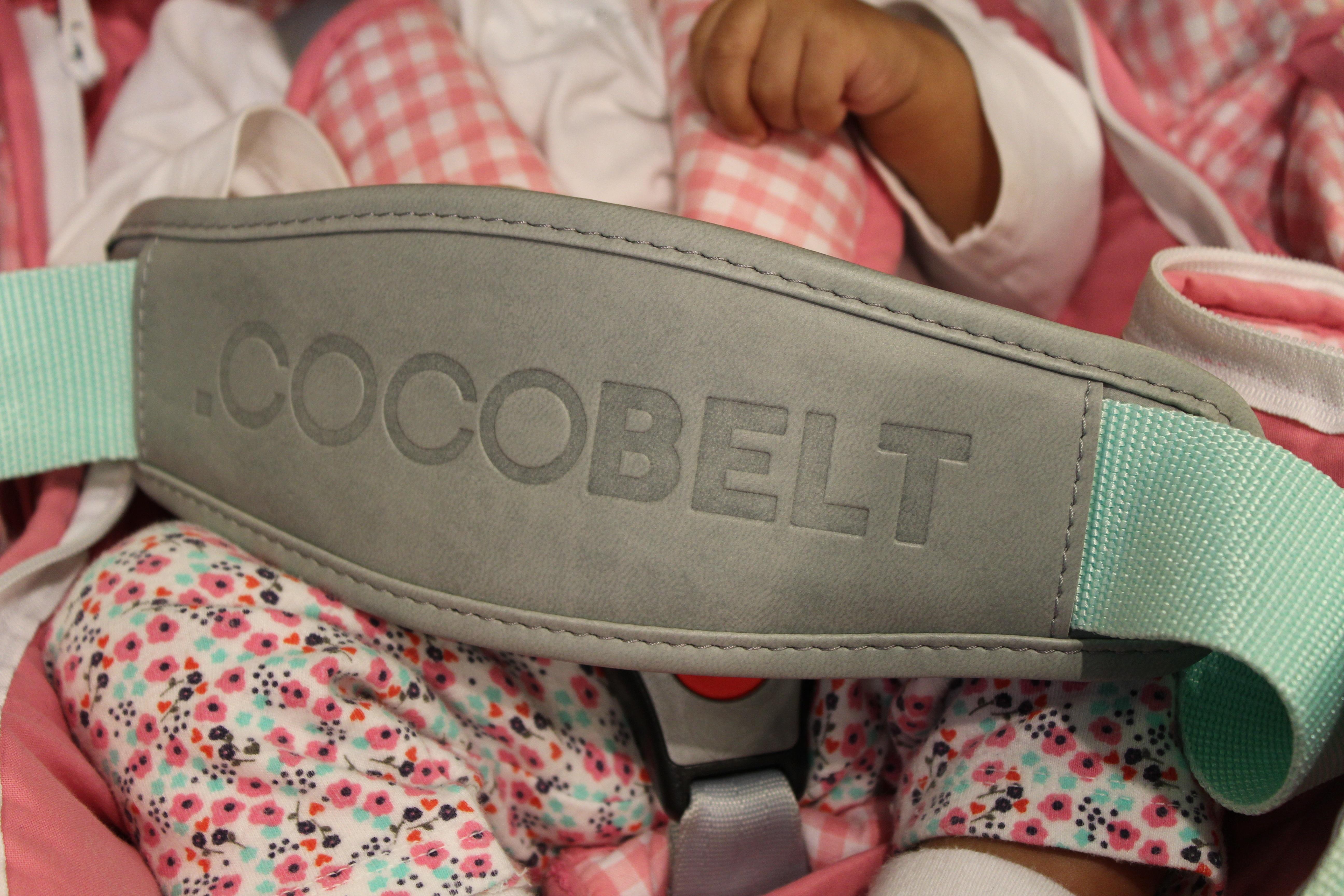 Cocobelt-review Cocobelt-ervaringen Cocobelt-GoodGirlsCompany-draagriem Maxi-Cosi