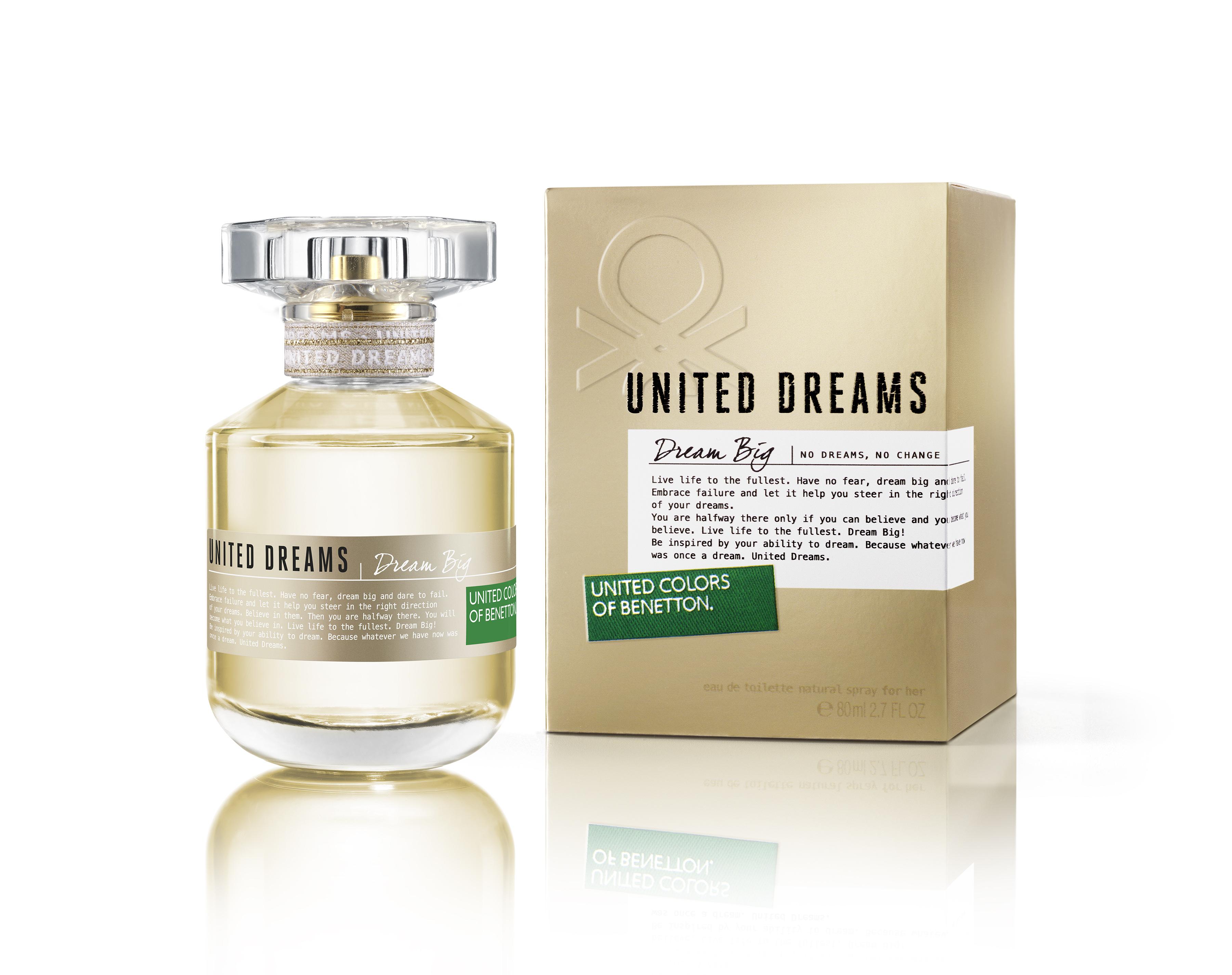 United Dreams Dream Big- Benetton United Dreams Dream Big-GoodGirlsCompany-parfum-Benetton parfum