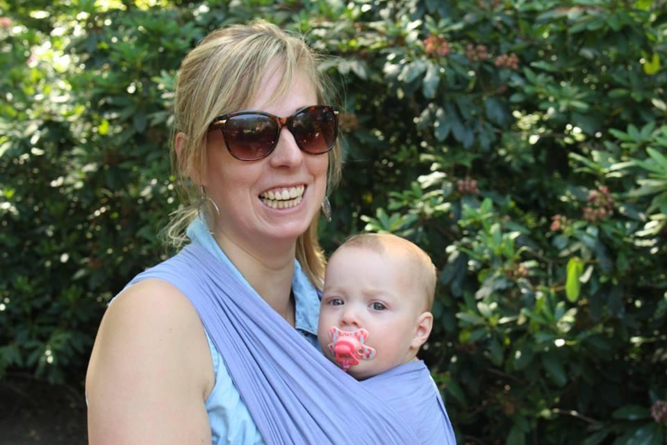 Gwen-mijn leven als mama-draagdoek-voordelen draagdoek