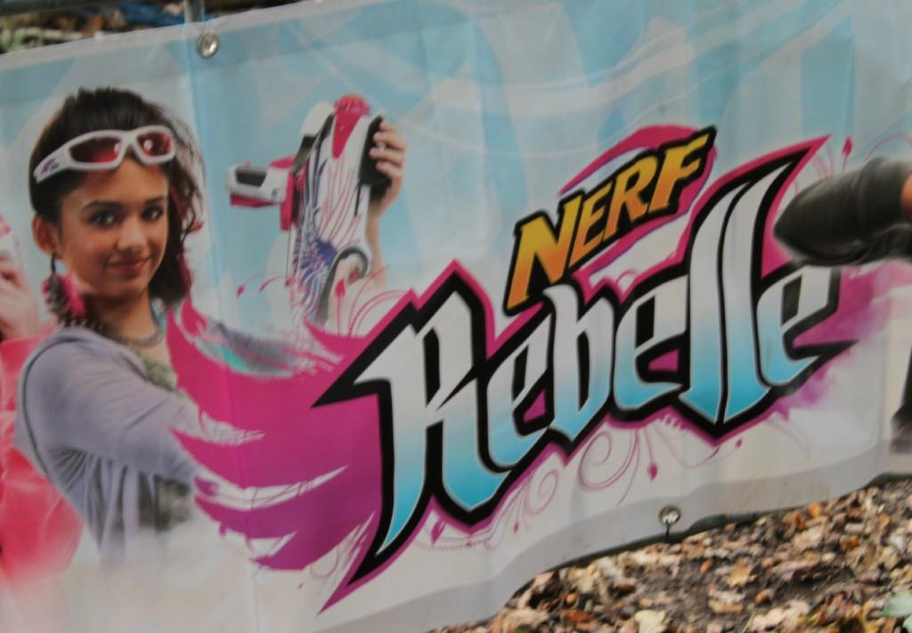 Nerf Rebelle-Arrow revolution bow-Starlily-GoodGirlsCompany