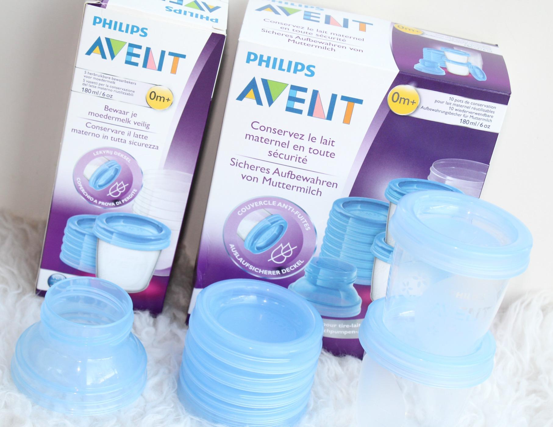 Avent bewaarbekers voor moedermelk-ervaringen-GoodGirlsCompany-review