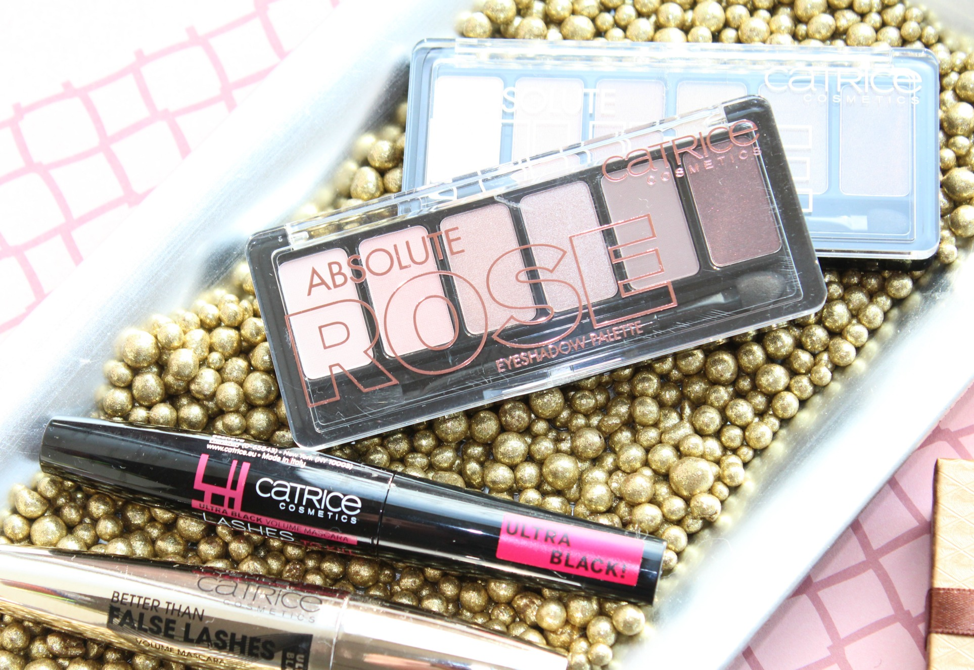 Mini Beaty shoplog-GoodGirlsCompany-Catrice-Body Shop-Garnier Loving Blends