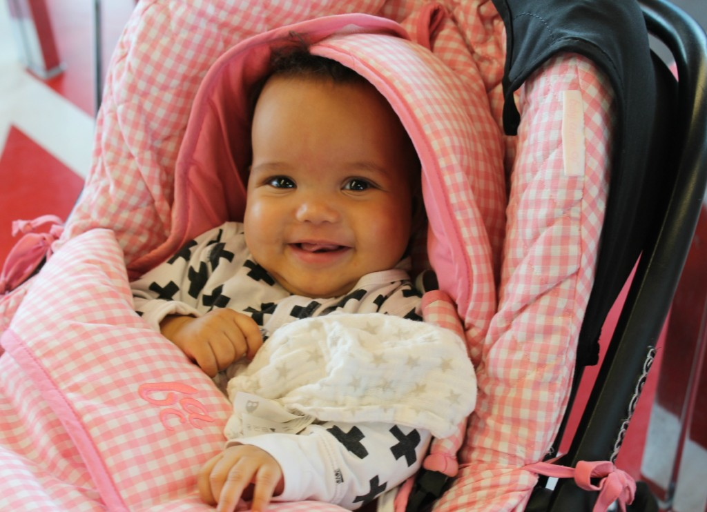 Mommy Wars Tag- dragen of kinderwagen