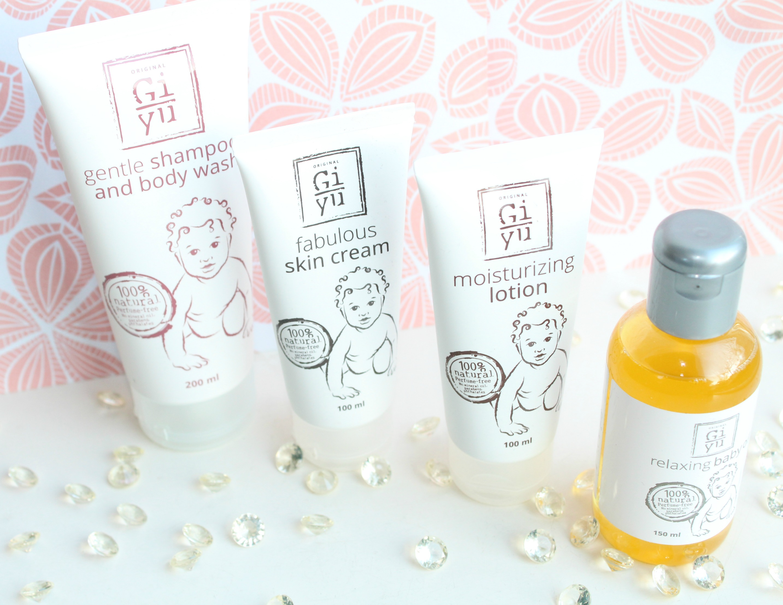 GI-YU-moisturizing lotion-droge donkere huid-verzorgingsproduct voor de donkere baby huid-GoodGirlsCompany