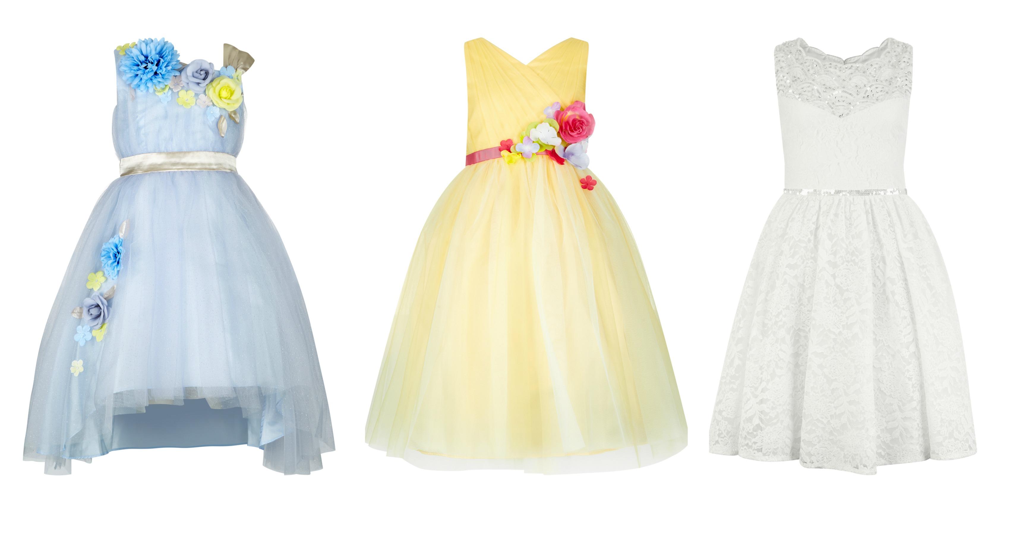 mooie jurken voor meiden