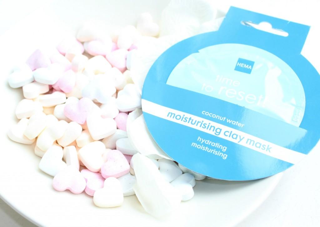 Valentijns Swap-GoodGirlsCompany-cadeautjes voor Valentijn-unboxing- Clay mask Hema