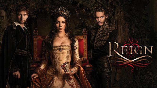 Reign op Netflix-GoodGirlsCompany