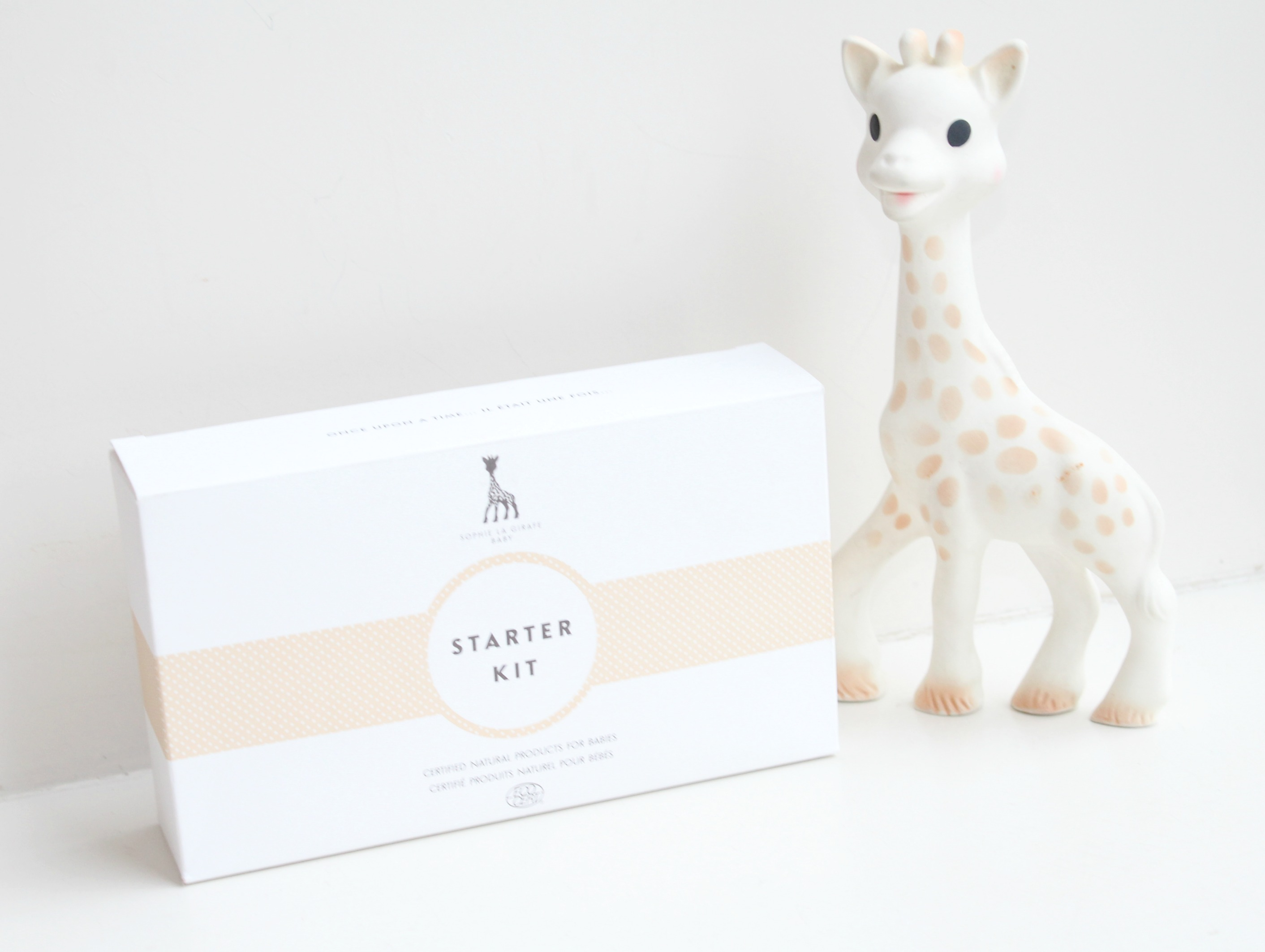 Sophie la Girafe baby-GoodGirlsCompany-babyverzorging zonder parabenen