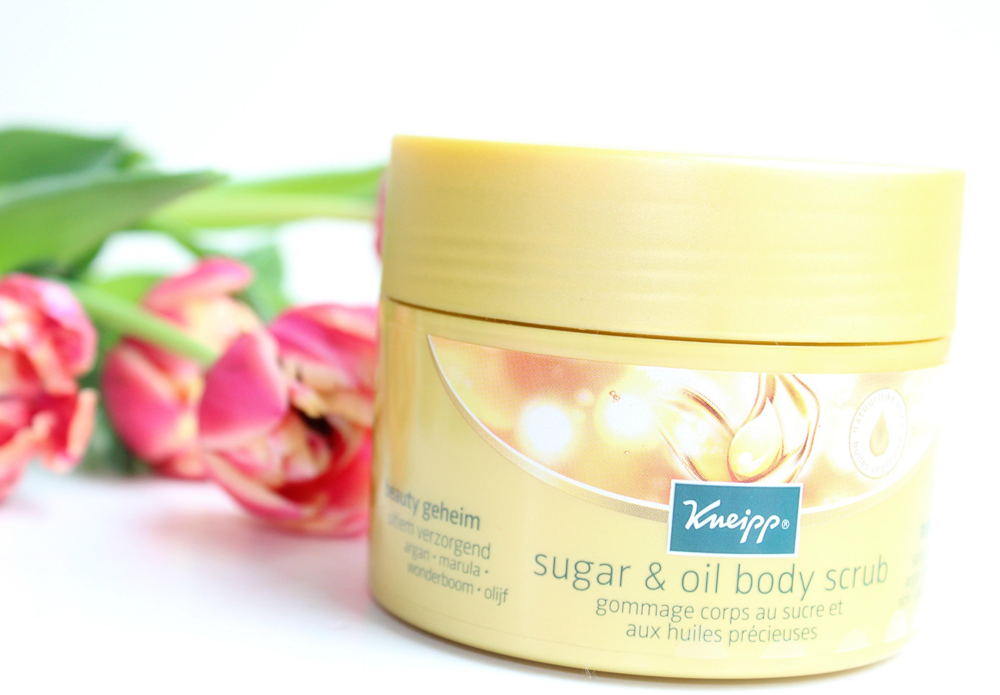 Kneipp Oil sugar bodyscrub-Afrikaanse marula olie-castor olie-GoodGirlsCompany