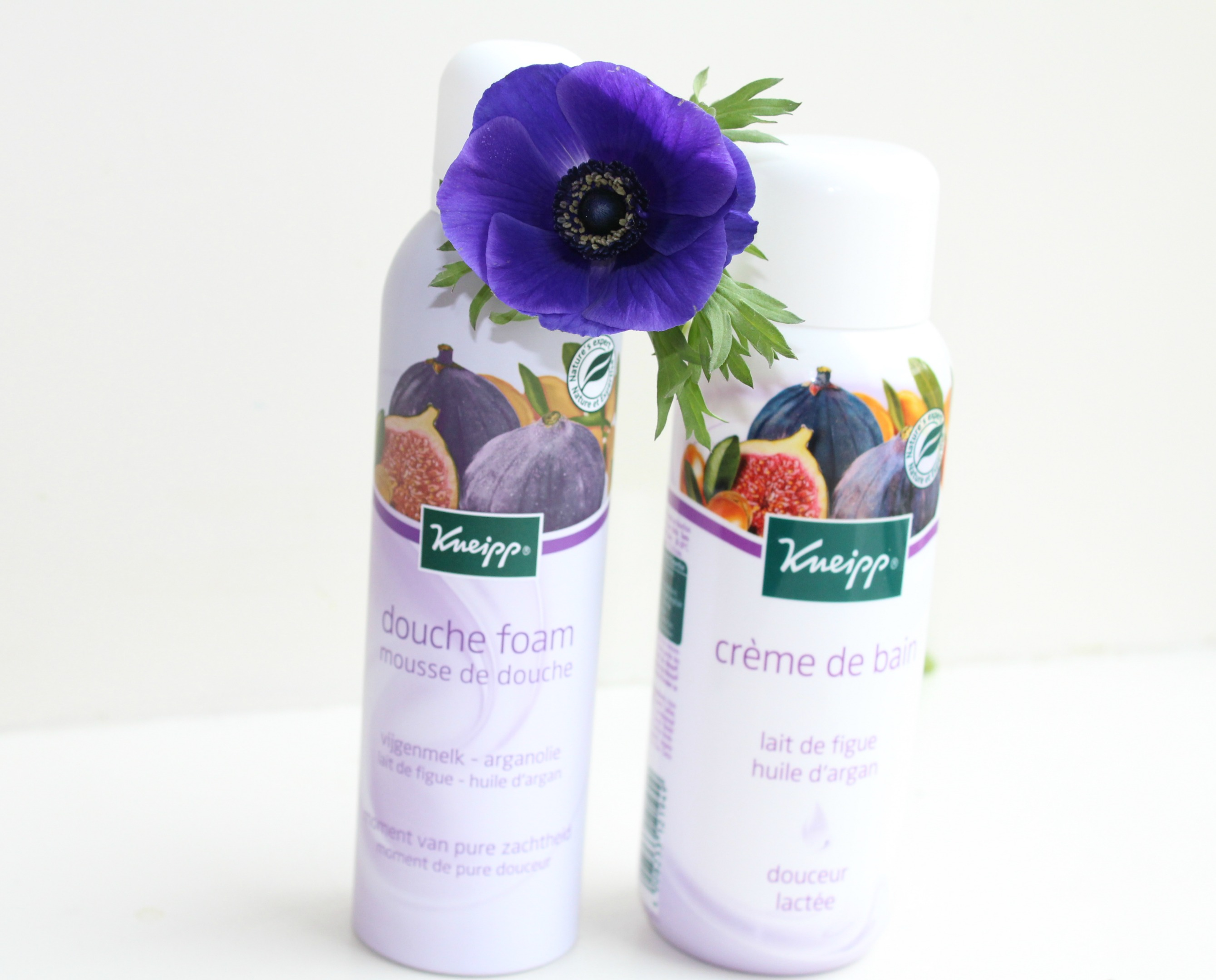 Kneipp Vijgenmelk - Arganolie douche foam-creme bad-GoodGirlsCompany-ervaringen-review