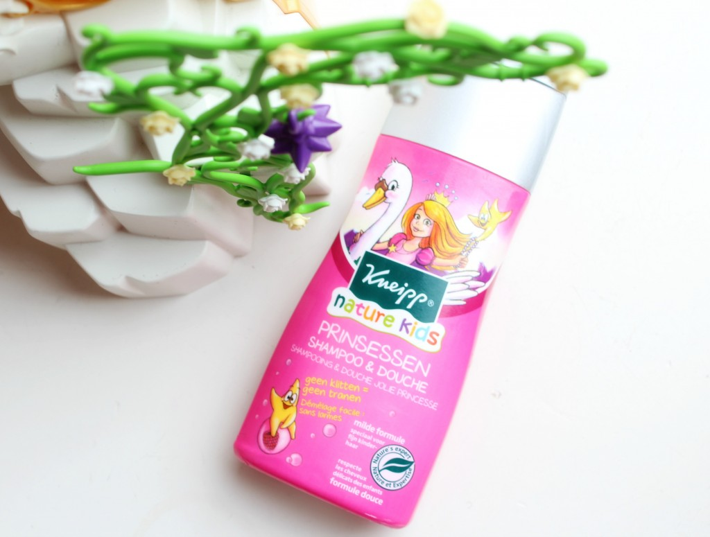 Kneipp prinsessen shampoo-kroeshaar-ervaringen-GoodGirlsCompany