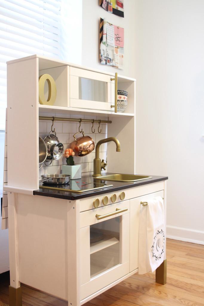 De beste Ikea Duktig keukentje makeovers voor meisjes