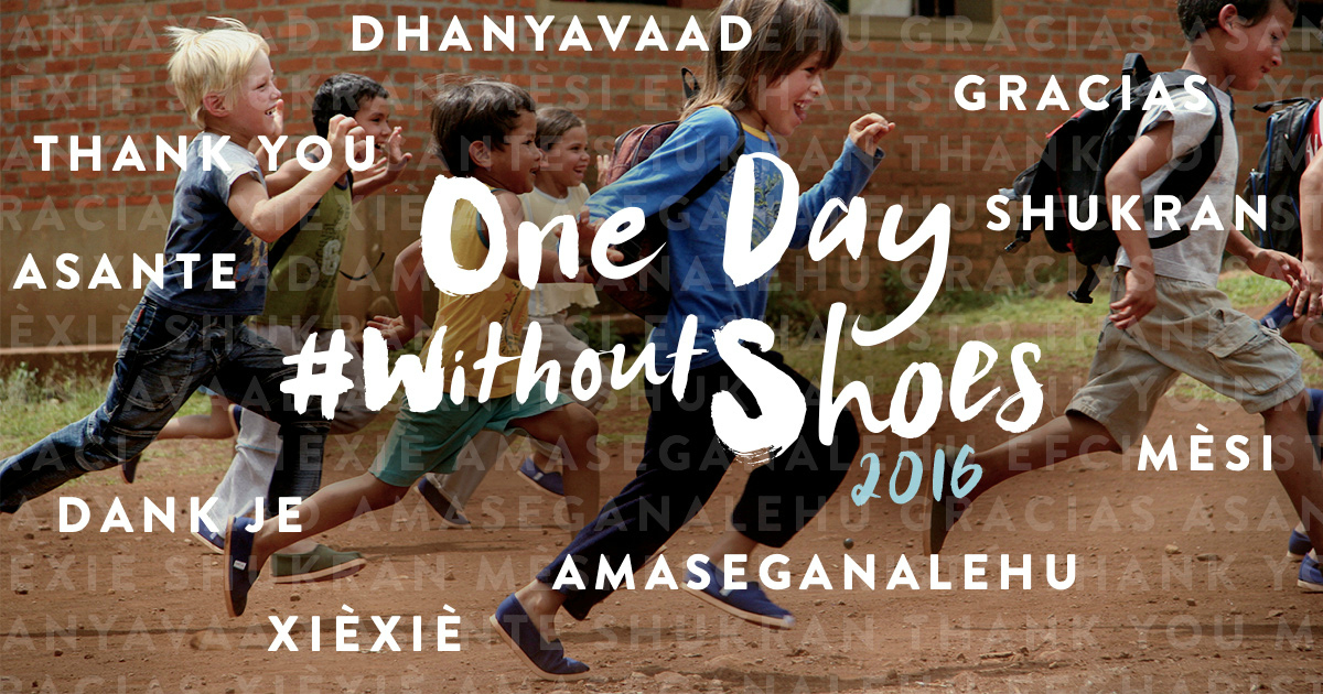 One day withoutshoes-TOMS-GoodGirlsCompany-schoenenactie