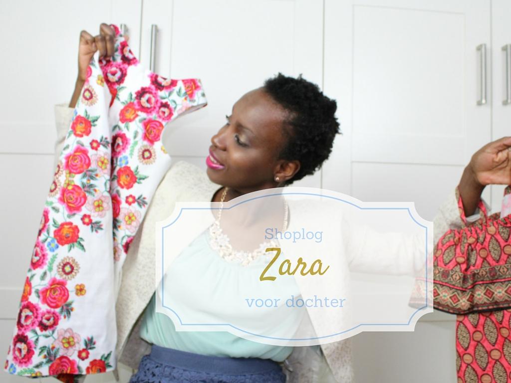 Zara shoplog Mei 2016-GoodGirlsCompany-bloemenjurkjes-jurkjes van de Zara