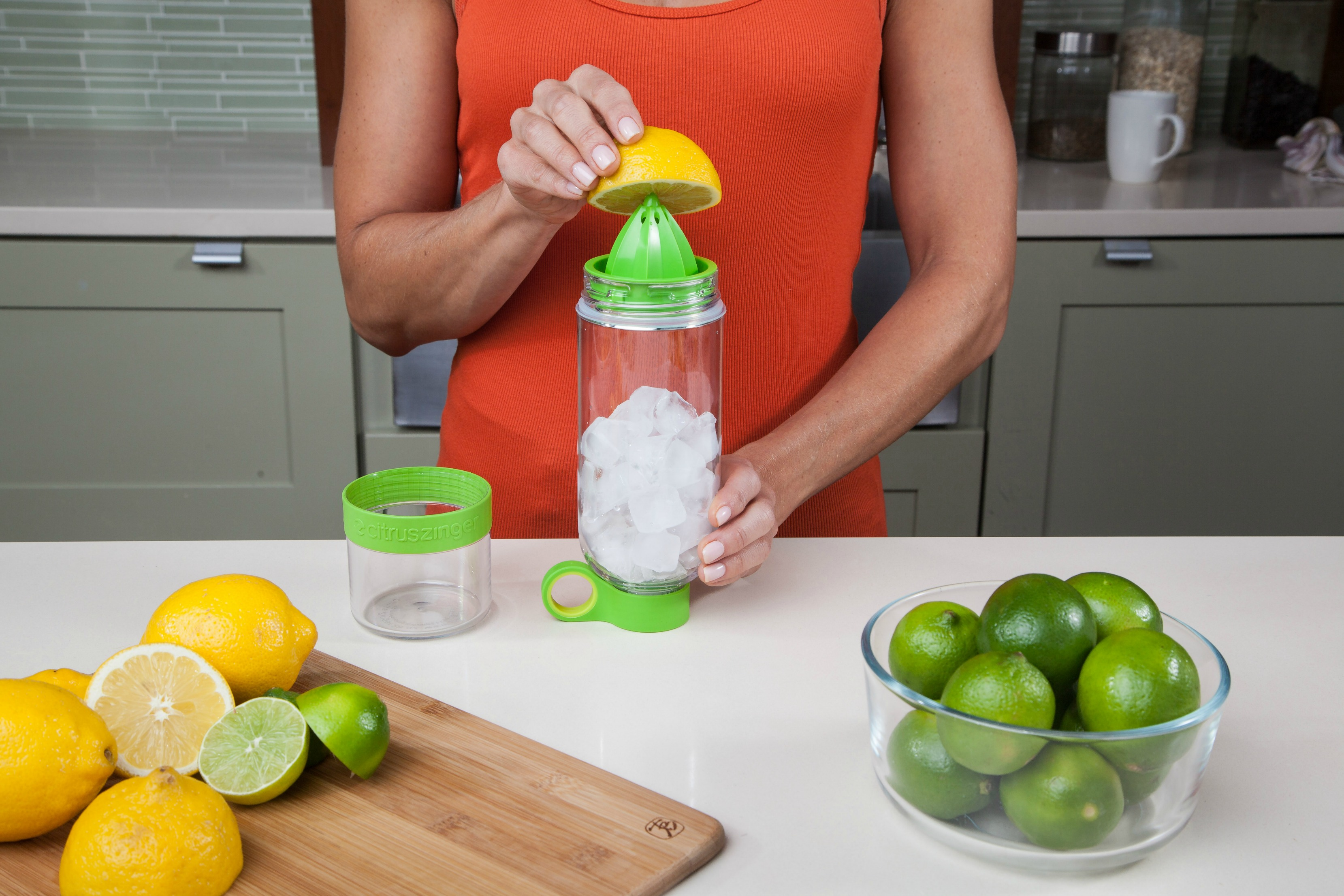 waterflessen van Zing Anything-GoodGirlsCompany-water met een smaakje maken