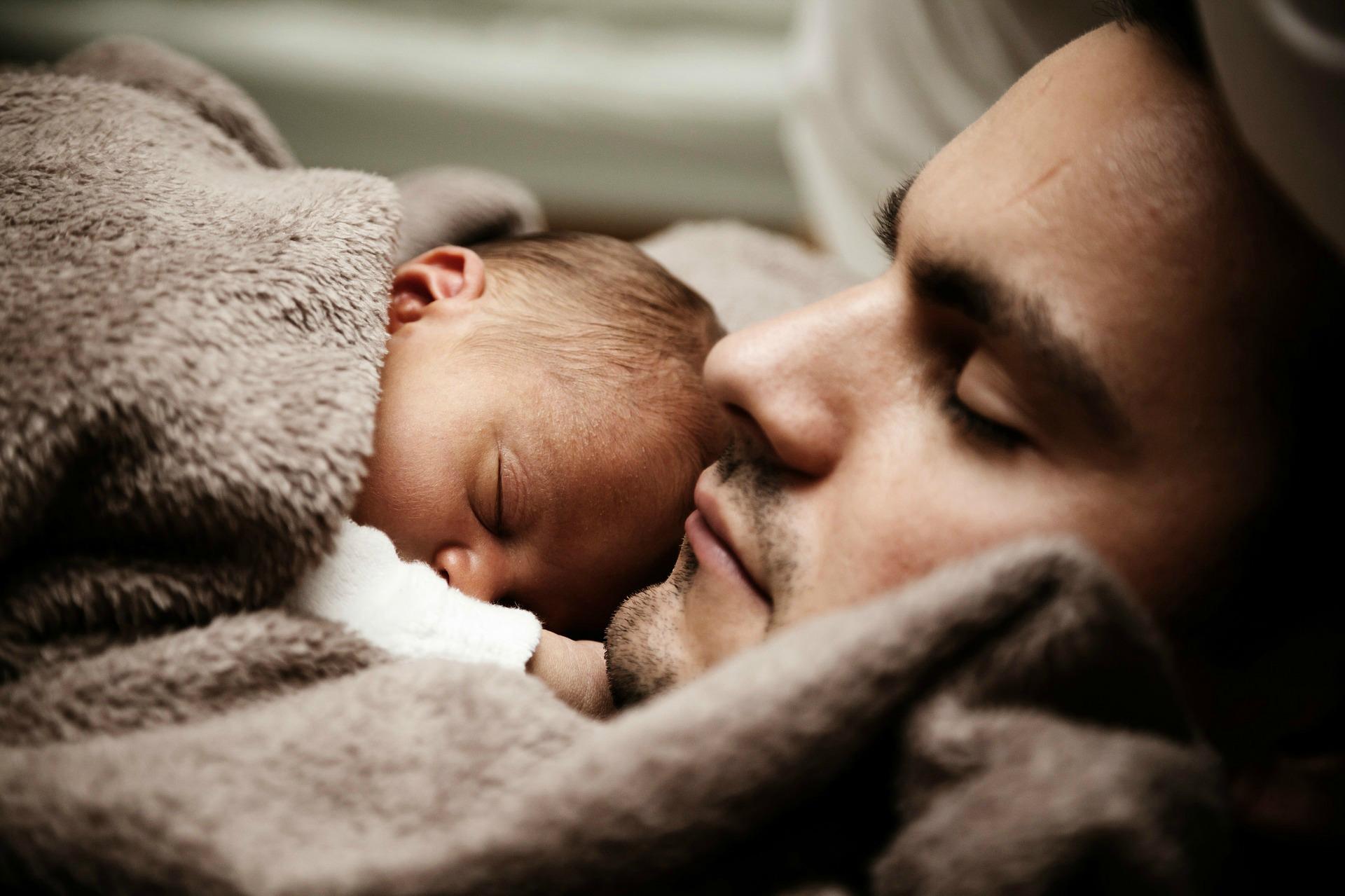 Mannen aantrekkelijker door vaderschap-GoodGirlsCompany-Vaderdag-onderzoek voor vaderdag