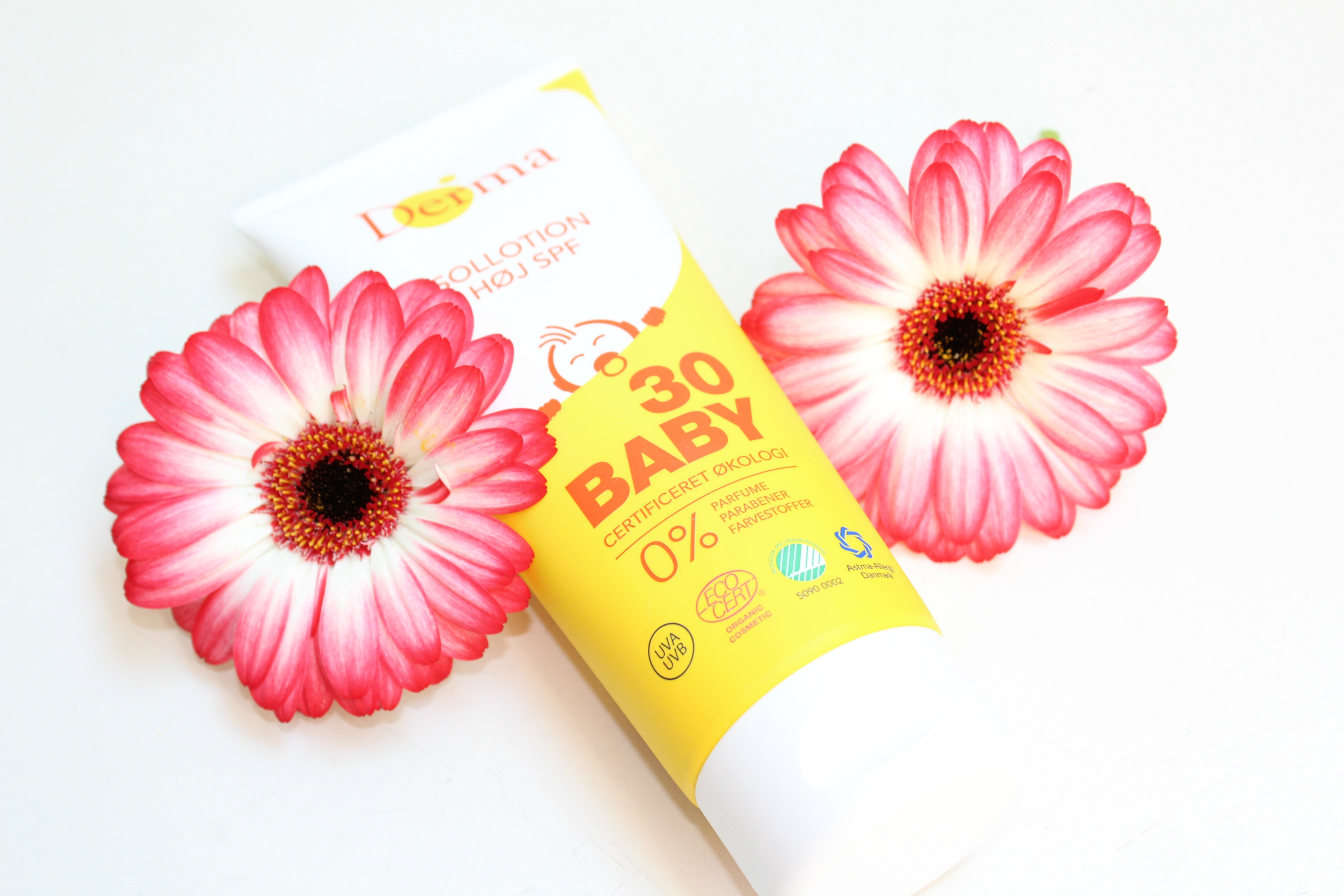 Derma Zonnebrandcrème SPF 30 Baby-GoodGirlsCompany-zonnebrand