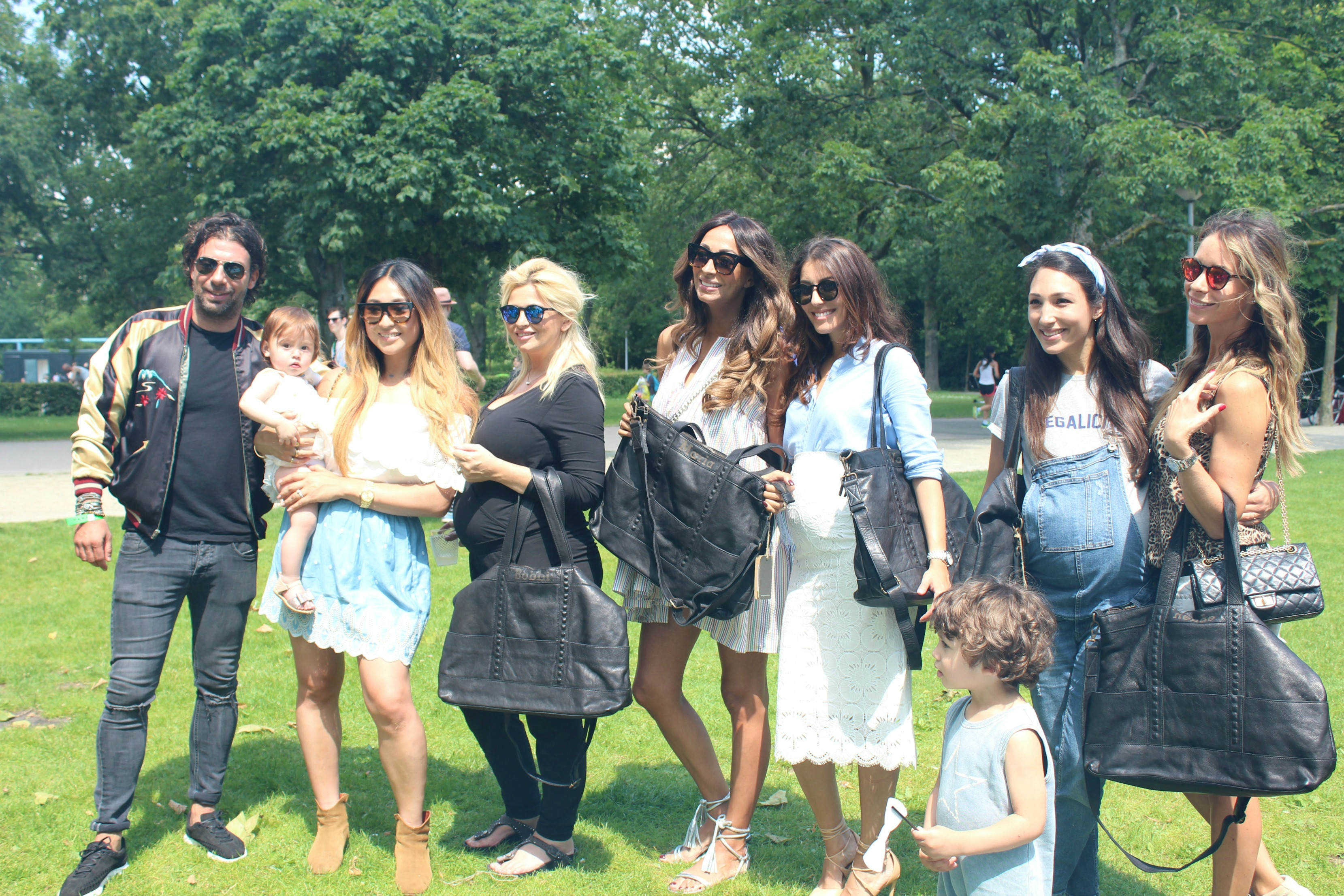 Prèt â Pregnant Summer Party Video-GoodGirlsCompany-Pret a Pregnant Summer Party