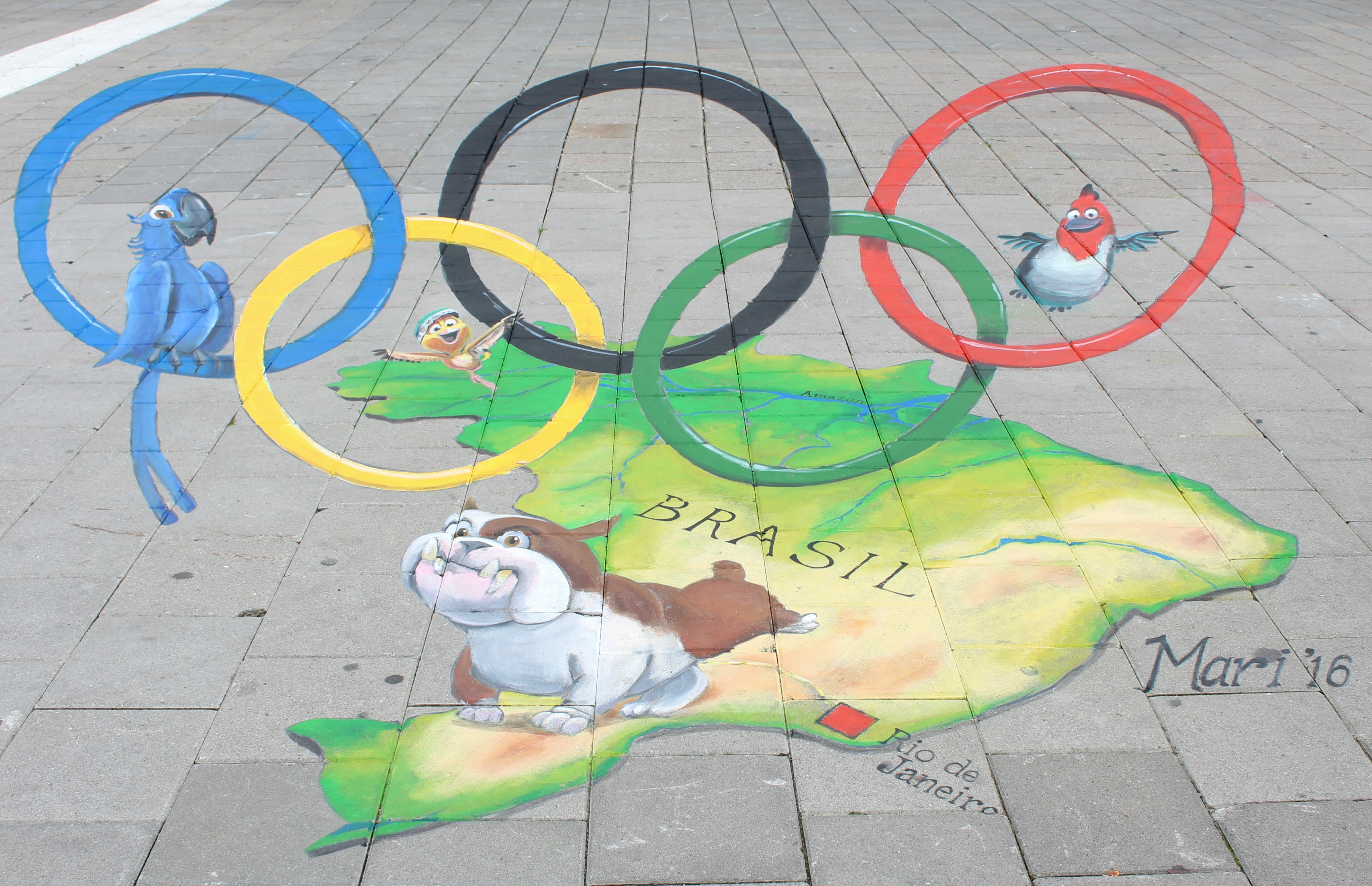 World Street Paint Festival 2016_GoodGirlsCompany_animatiefilm Rio