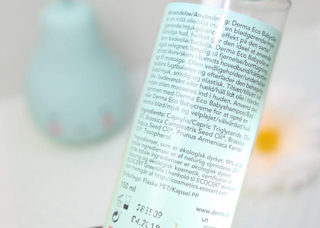 Ingredienten Derma huidverzorging_GoodGirlsCompany