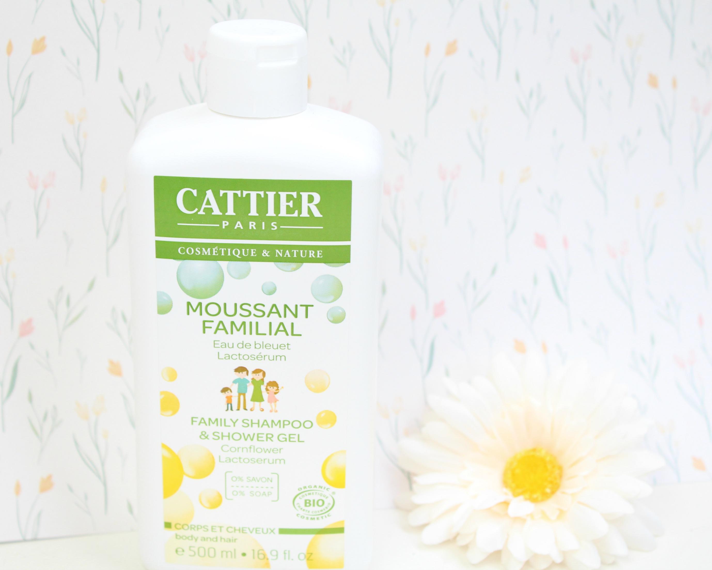Review Cattier Paris family shampoo & shower gel_GoodGirlsCompany