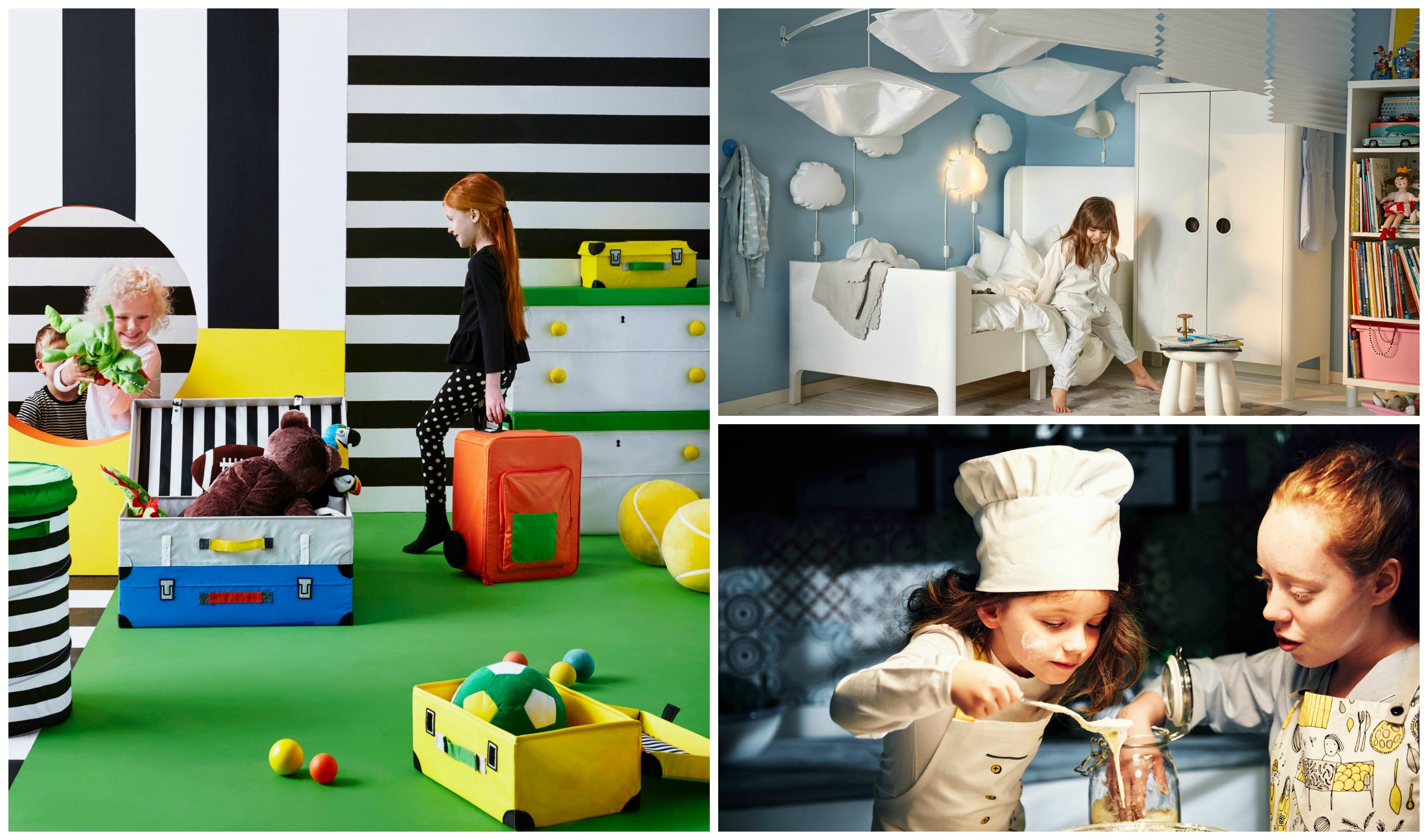 Nieuwe ikea kinderproducten die de fantasie prikkelen