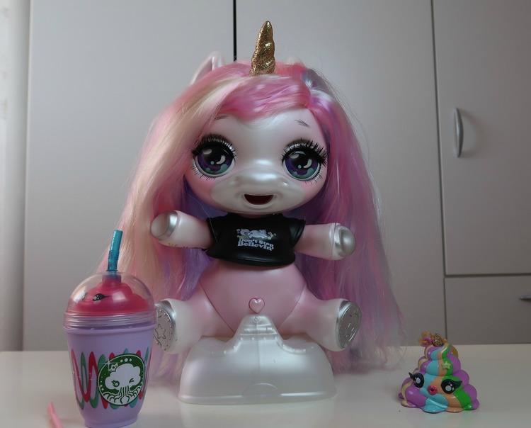 poopsie surprise unicorn review