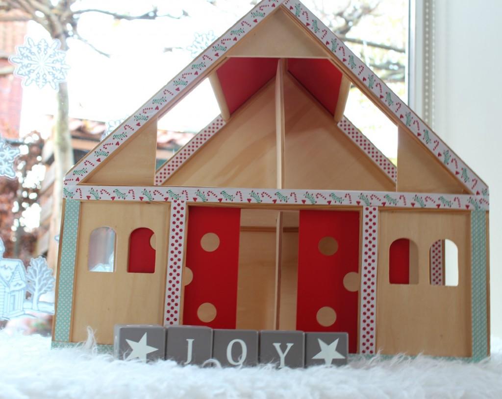 kersthuisje maken-leuke kerst DIY-GoodGirlsCompany-GoodGirlsChristmas-Joy to the world