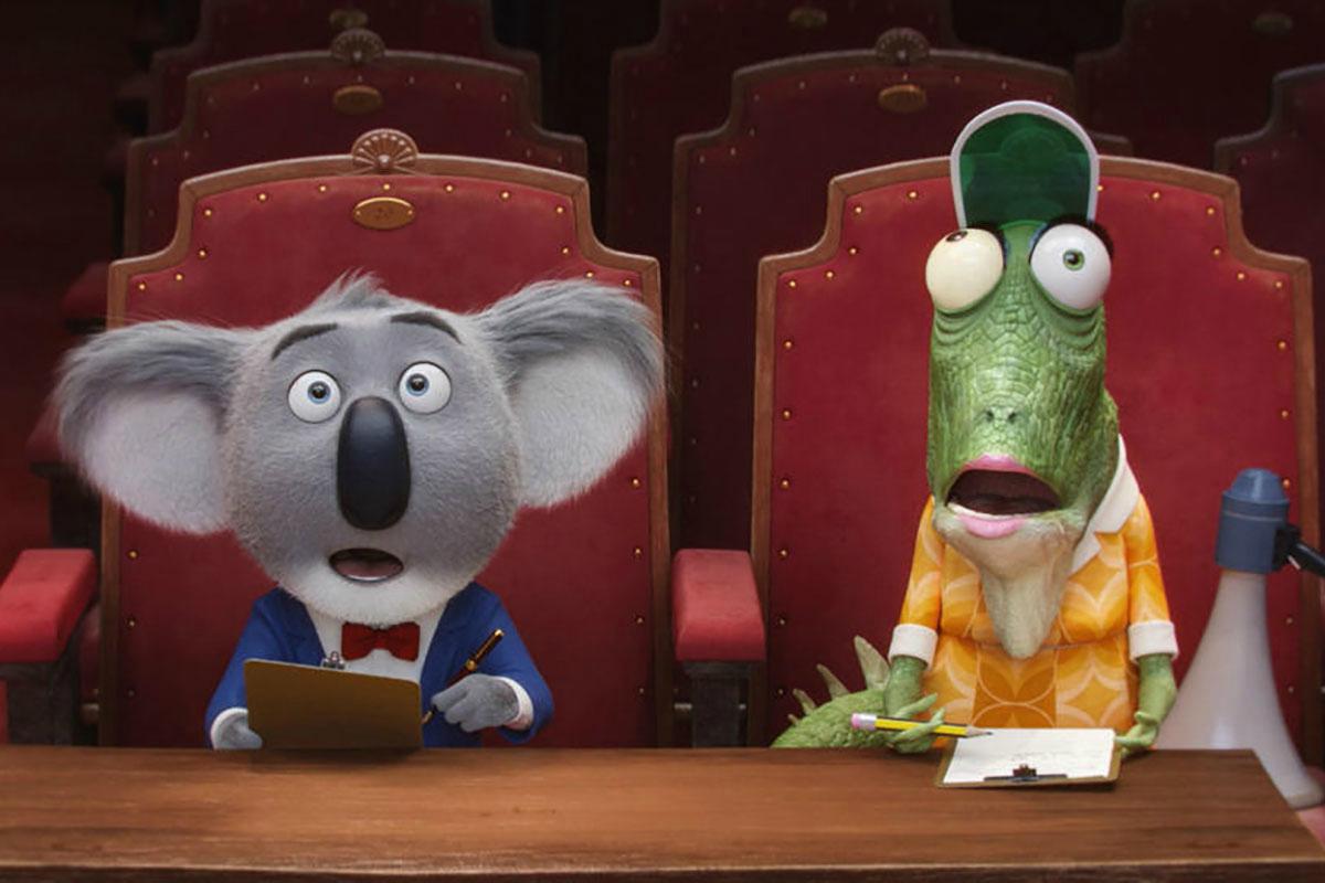 In de animatiefilm Sin...