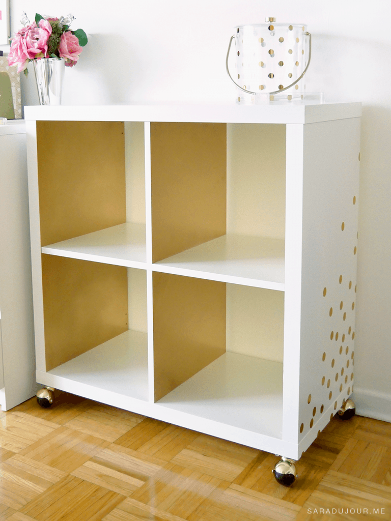 Ikea-Kallax-goud-GoodGirlsCompany