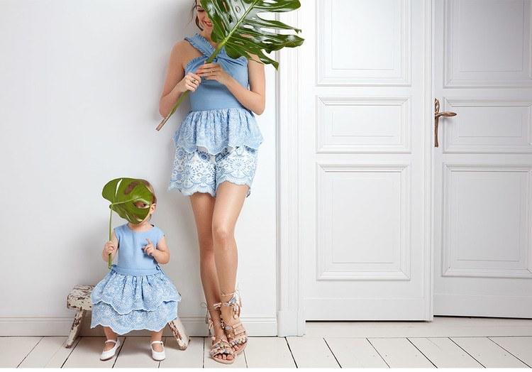 Mint-and-Berry-moeder-dochter-jurken- GoodGirlsCompany
