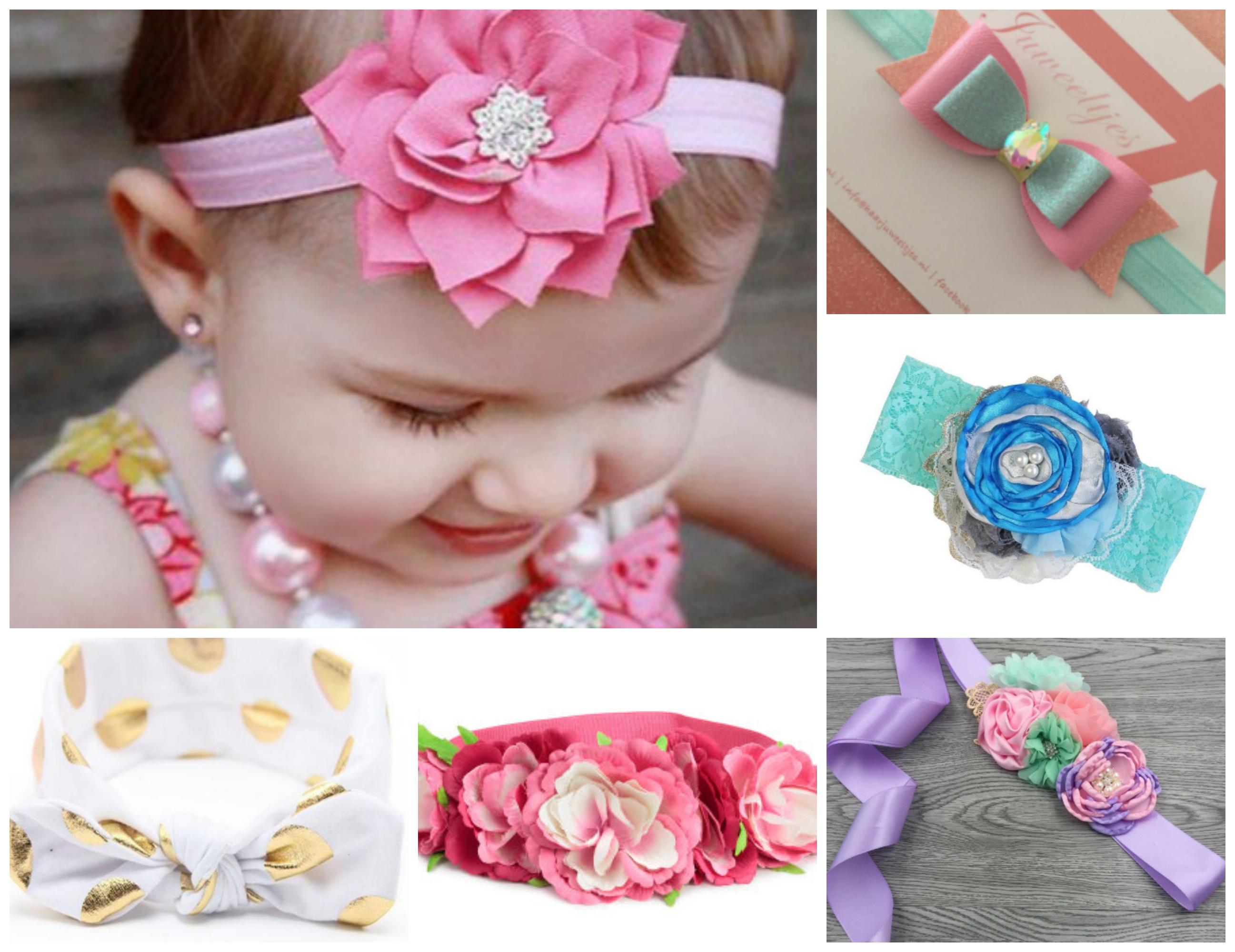 baby haarbandjes-babyhaarbandjes-haarbandjes voor je baby-waar koop je babyhaarbandjes