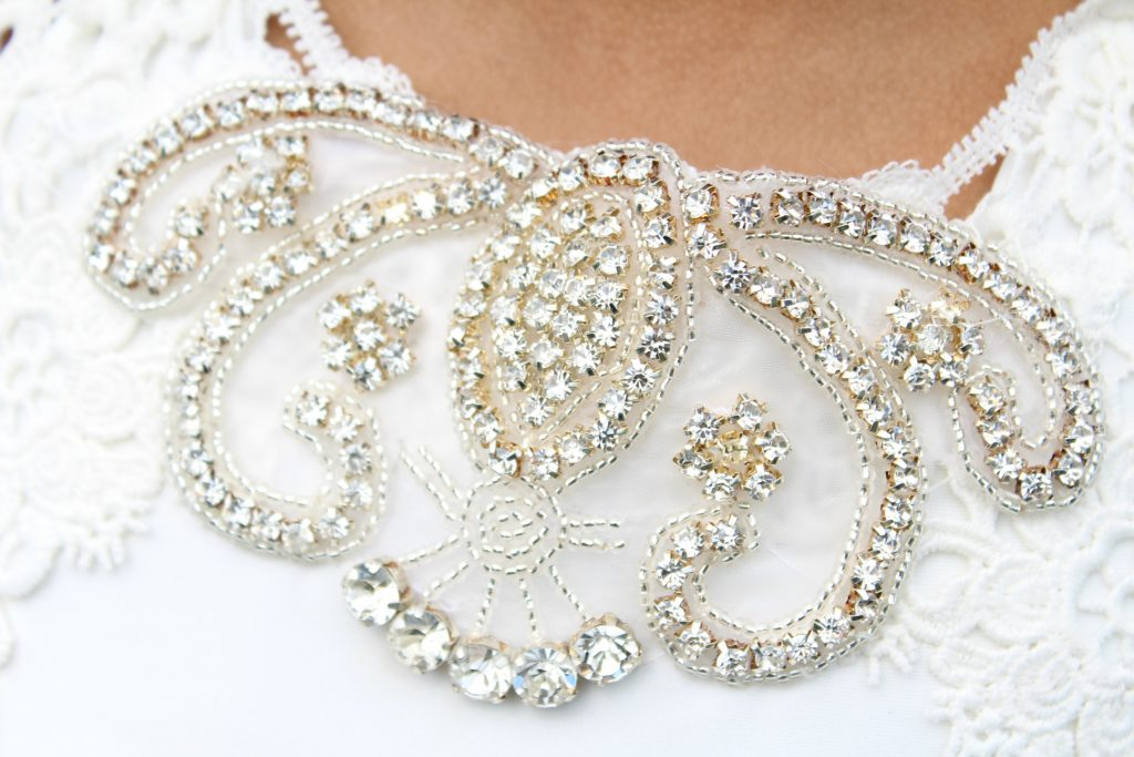 Dollcake Princess by night strass applicatie-GoodGirlsCompany-special occasion dress