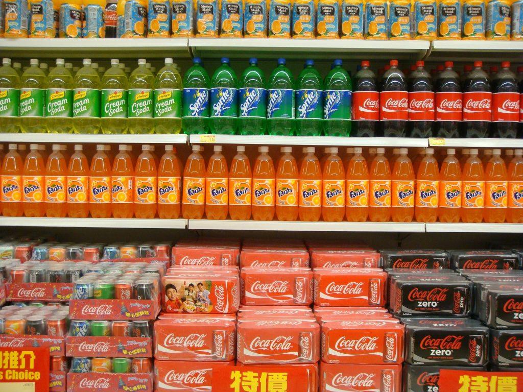 Voedingscentrum wil verbod op limonade op scholen-GoodGirlsCompany