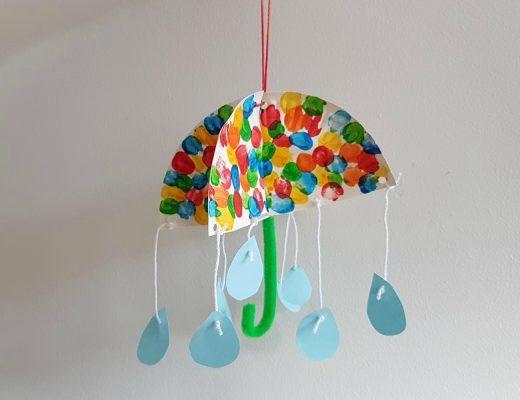 Paraplu_maken_Knutselen met Sien en Co knutselblog voor Good girls company