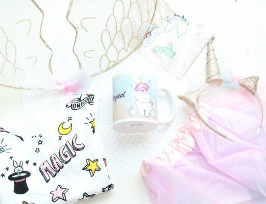 Mini Unicorn shoplog- GoodGirlsCompany